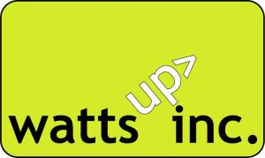 The Original Watts Up Logo