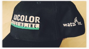 Watts Up - the Fujicolor + Navision baseball cap / hat